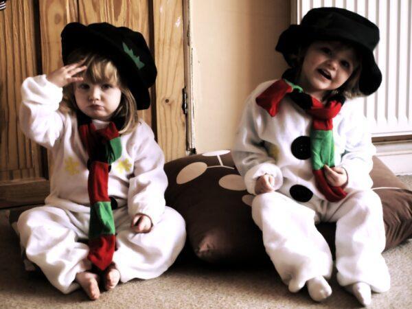 Костюм снеговика своими руками поэтапно: ТОП-100 фото красивых вариантов для проведения Новогодних праздников