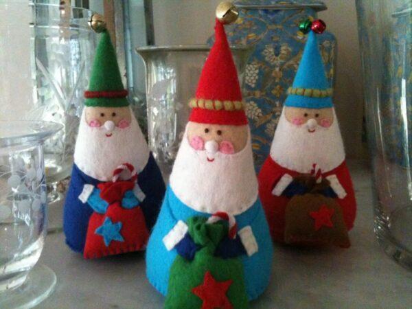 Поделка Дед Мороз: легкий мастер-класс по изготовлению красивый поделки своими руками (90 фото новинок)