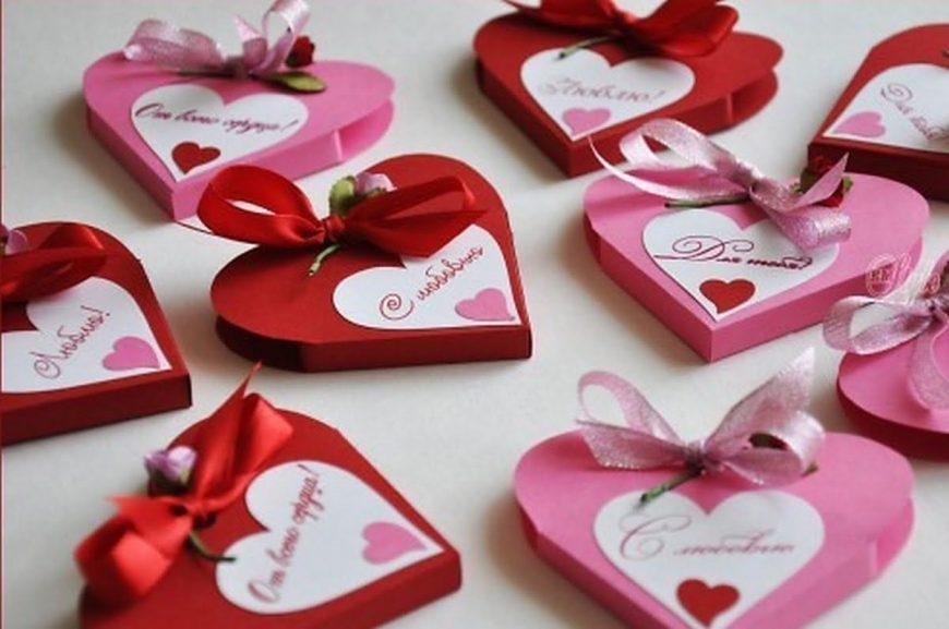 Оригинальные валентинки своими руками — варианты оформления, необходимые материалы, мастер-класс для работы своими руками