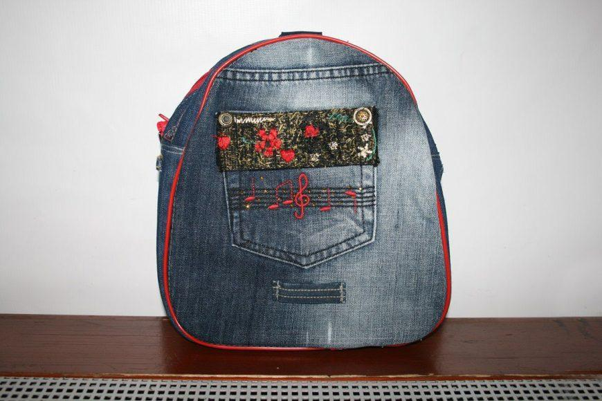Рюкзак своими руками — обзор необычных и оригинальных вариантов. Инструкция с фото и пошаговым руководством