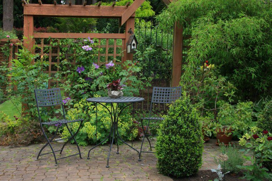 Садовый дизайн своими руками: ТОП-200 фото эксклюзивных идей по оформлению участка
