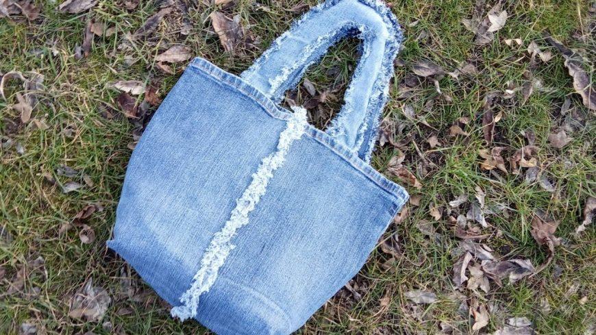Сумка из джинсов своими руками: фото креативных вариантов, пошаговый мастер-класс для создания своими руками